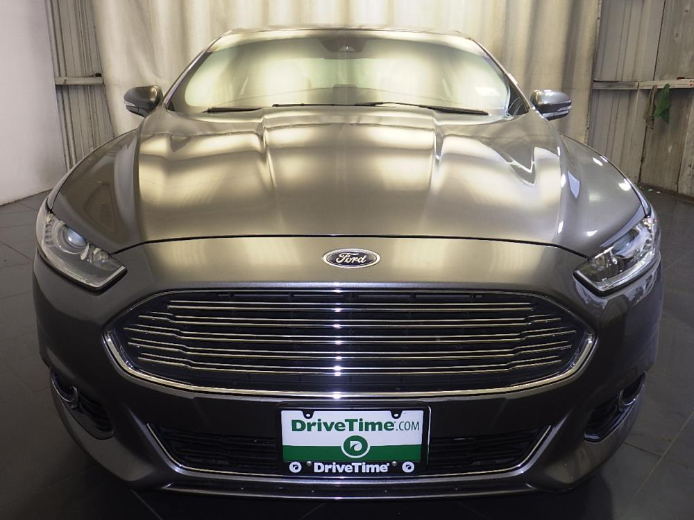 2013 ford fusion titanium hybrid for sale in fresno 1150095436 drivetime. Black Bedroom Furniture Sets. Home Design Ideas