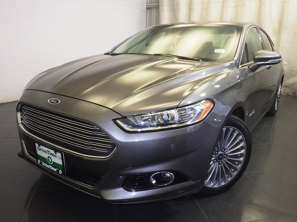 2013 ford fusion titanium hybrid for sale in fresno. Black Bedroom Furniture Sets. Home Design Ideas
