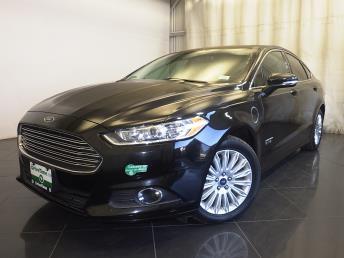 2014 Ford Fusion Energi - 1150095527