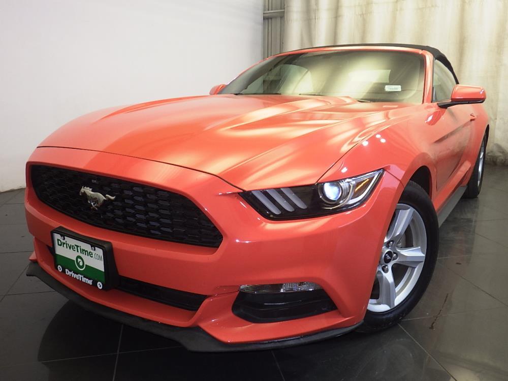 2016 Ford Mustang V6 - 1150095607