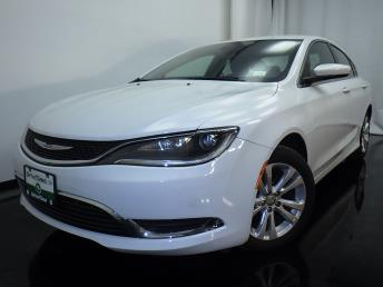 2015 Chrysler 200 - 1150095896