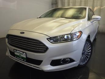 2013 Ford Fusion - 1150095946