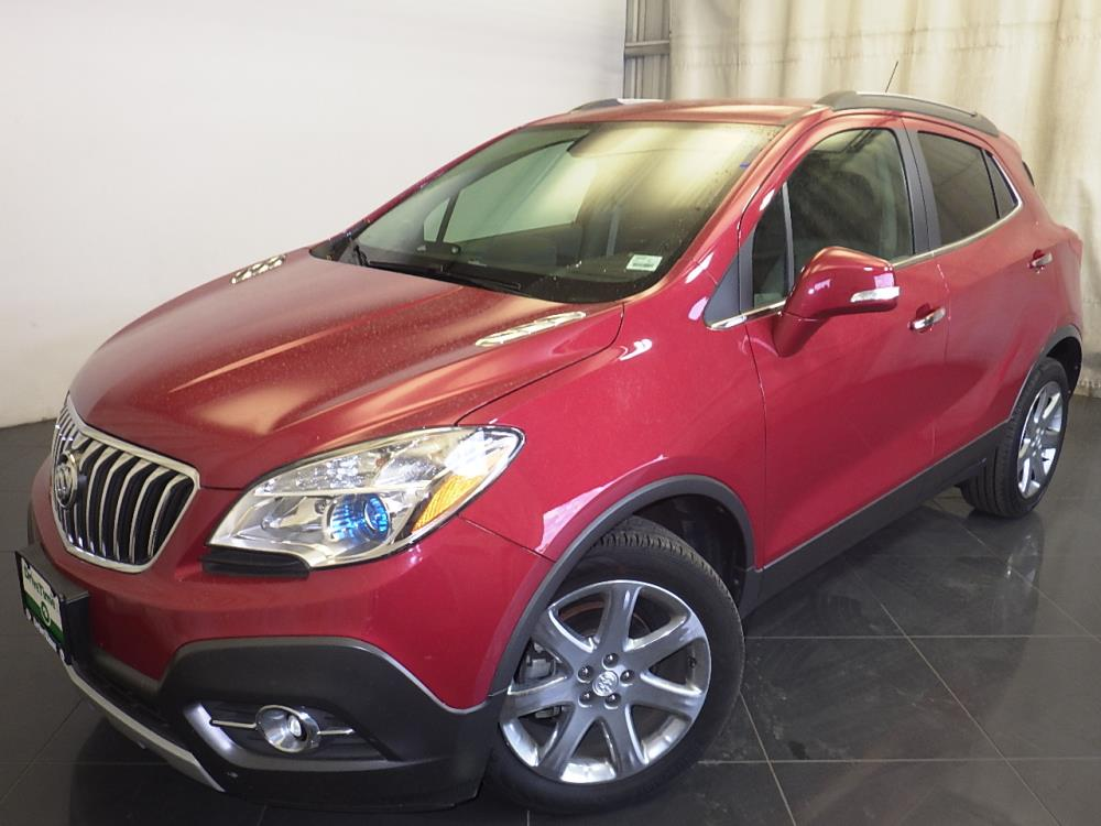 2014 Buick Encore Leather   1150096009