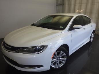 2016 Chrysler 200 - 1150096074