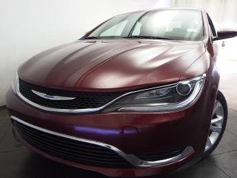 2016 Chrysler 200 - 1150096077