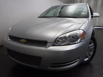 2016 Chevrolet Impala Limited - 1150096078