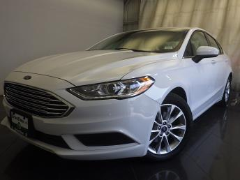 2017 Ford Fusion - 1150096083