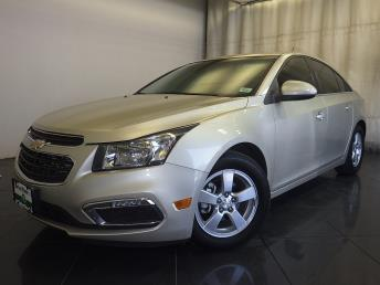 2016 Chevrolet Cruze Limited - 1150096121