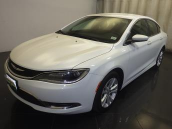 2016 Chrysler 200 - 1150096505
