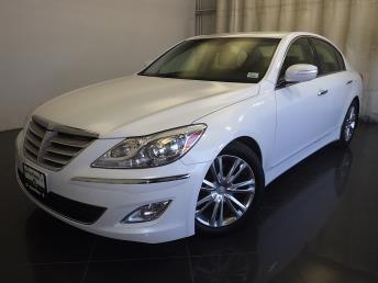 Used 2014 Hyundai Genesis