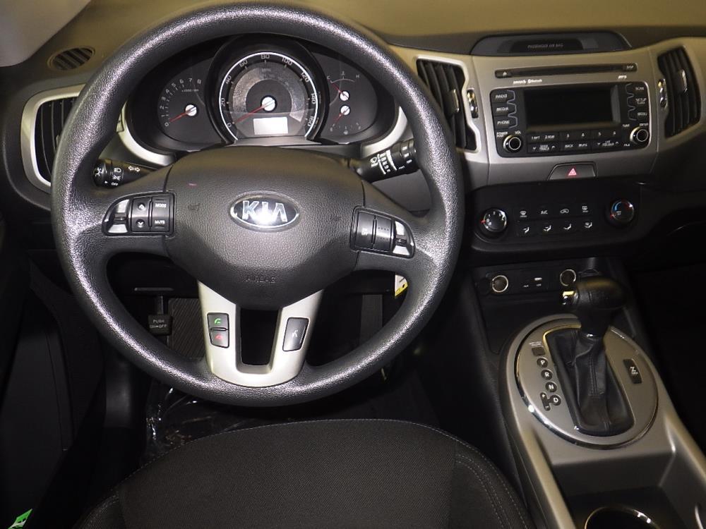 2016 Kia Sportage LX - 1150096654
