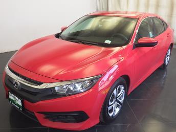 2016 Honda Civic - 1150096683