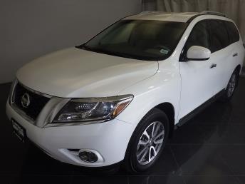 2013 Nissan Pathfinder SL - 1150096684