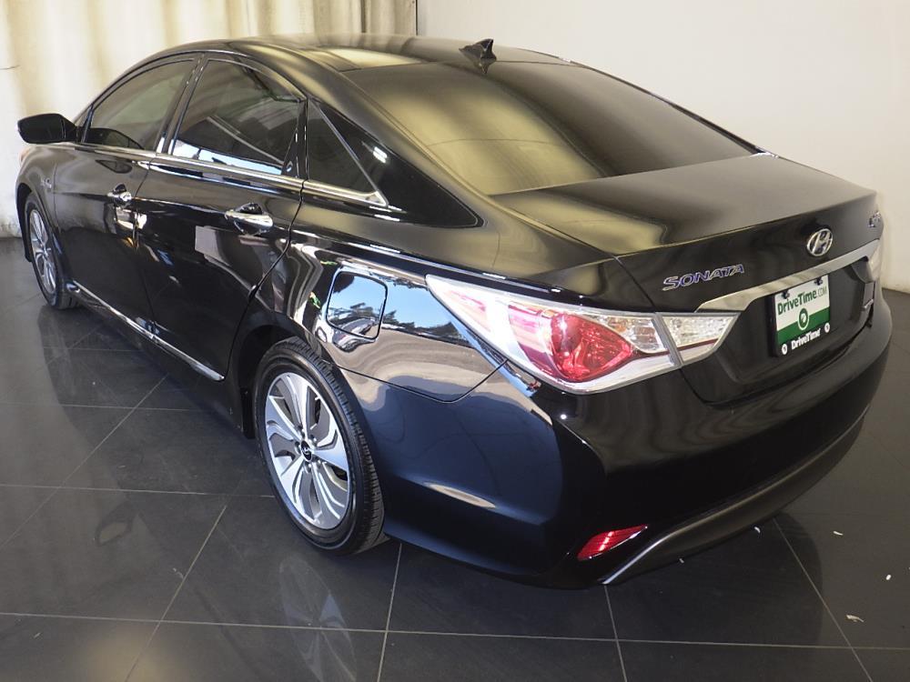 2015 Hyundai Sonata Hybrid Limited - 1150096697