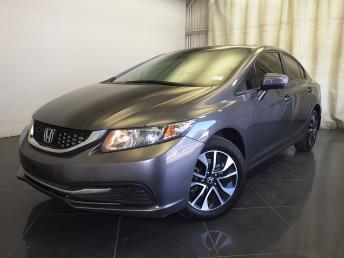 2015 Honda Civic - 1150096792