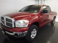 2008 Dodge Ram 1500 Quad Cab SXT 6.25 ft