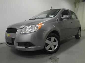 2011 Chevrolet Aveo - 1190081920