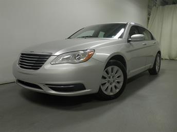 2012 Chrysler 200 - 1190083739