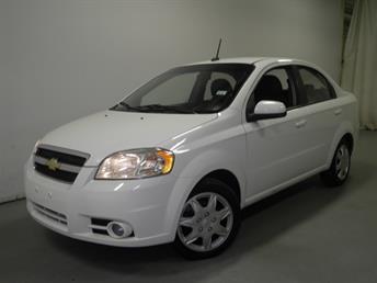 2011 Chevrolet Aveo - 1190085665