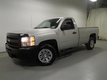 2011 Chevrolet Silverado 1500 - 1190086734