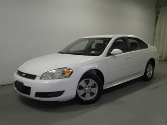 2011 Chevrolet Impala - 1190087863