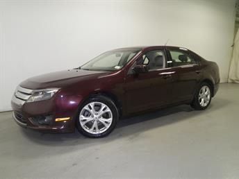 2012 Ford Fusion - 1190088281