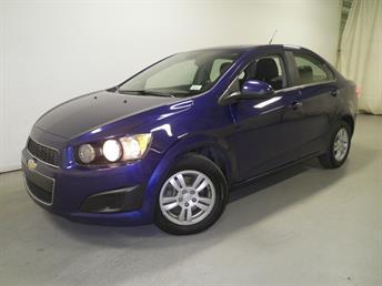 2013 Chevrolet Sonic - 1190088991
