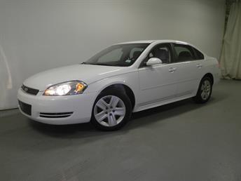 2011 Chevrolet Impala - 1190089216