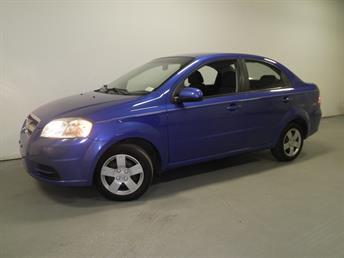 2010 Chevrolet Aveo - 1190089368
