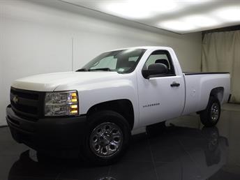 2011 Chevrolet Silverado 1500 - 1190092816