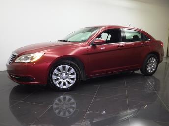 2014 Chrysler 200 - 1190092990