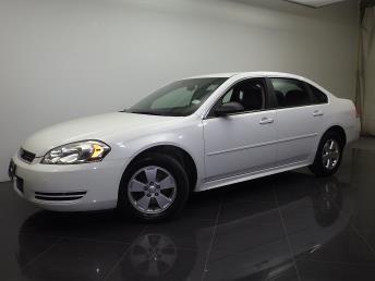 2011 Chevrolet Impala - 1190093861