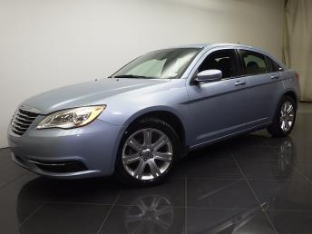 2013 Chrysler 200 - 1190093970