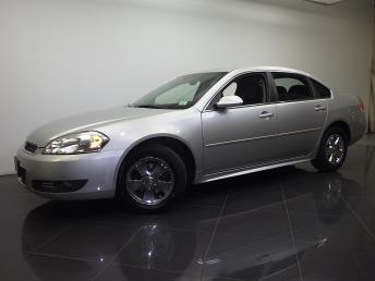 2011 Chevrolet Impala - 1190094668