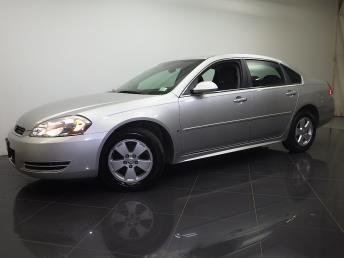 2009 Chevrolet Impala - 1190094674