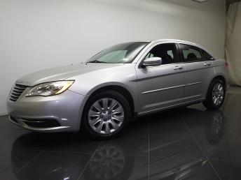 2012 Chrysler 200 - 1190094740