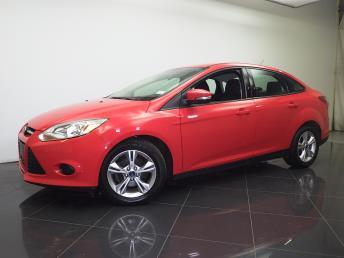 2013 Ford Focus - 1190094898