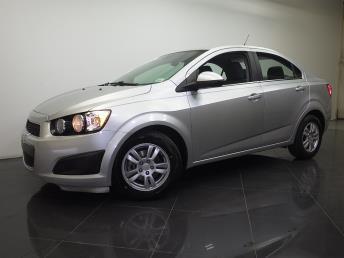 2012 Chevrolet Sonic - 1190095044