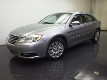 2013 Chrysler 200 - 1190096130