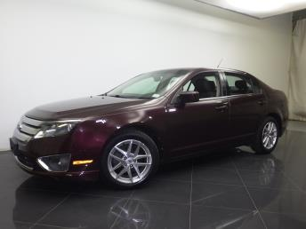 2011 Ford Fusion - 1190096424