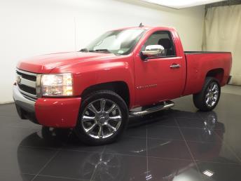 2008 Chevrolet Silverado 1500 - 1190096548