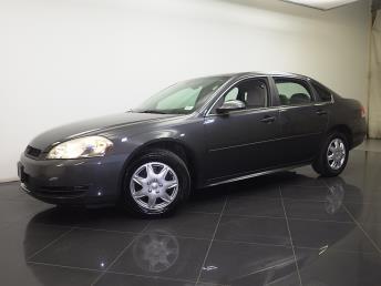 2010 Chevrolet Impala - 1190096728