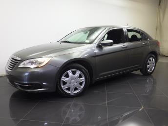 2012 Chrysler 200 - 1190097279