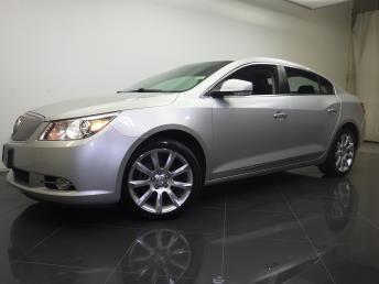 2012 Buick LaCrosse - 1190097330