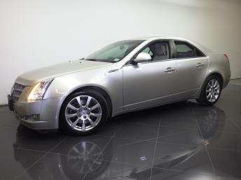 2008 Cadillac CTS - 1190097338