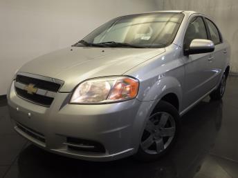 2011 Chevrolet Aveo - 1190097610