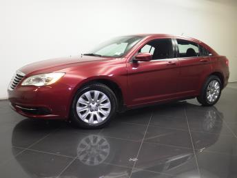 2013 Chrysler 200 - 1190097723