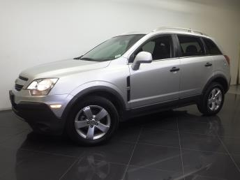 2012 Chevrolet Captiva Sport - 1190098343