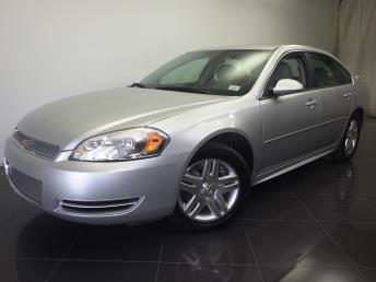 2012 Chevrolet Impala - 1190098689