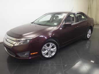 2012 Ford Fusion - 1190099250